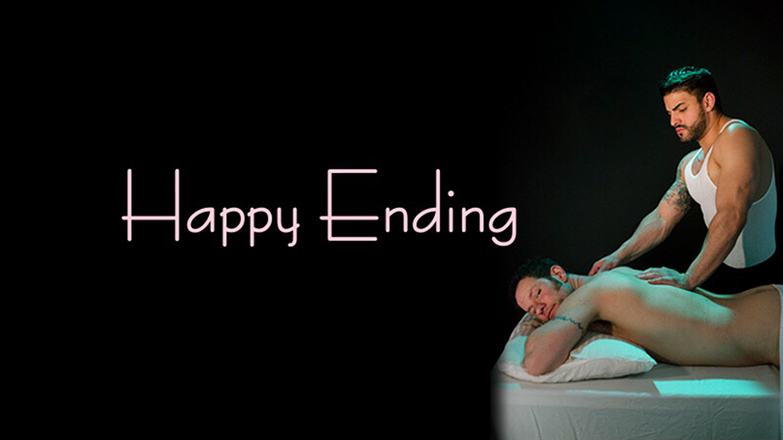 Gay massage happy ending