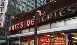 Katz's Delicatessen Tickets