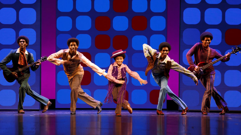 <em>Motown the Musical</em>