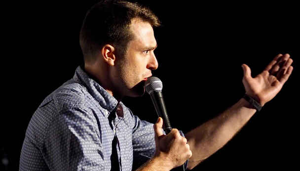 NYC Comedy Invades D.C. With Jordan Raybould