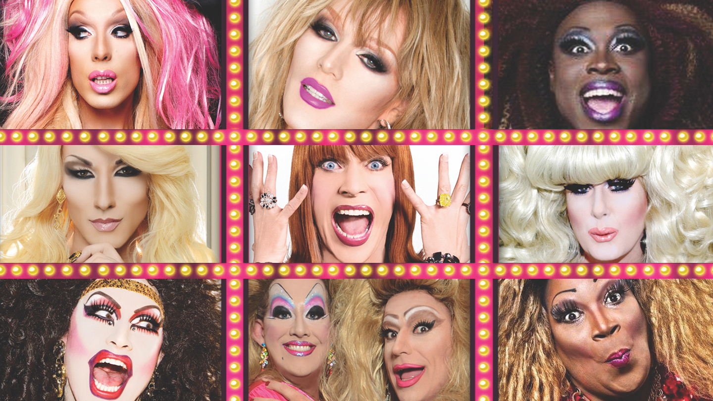 <em>The Drag Queens of Comedy</em>