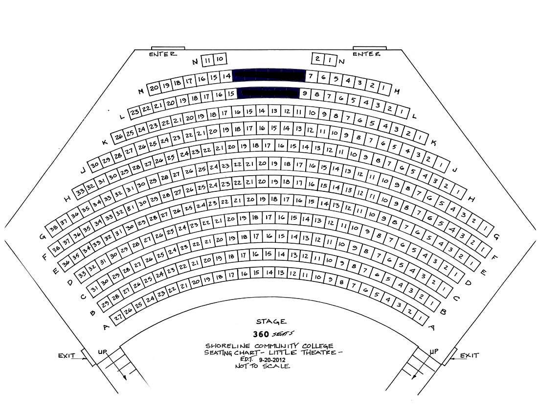 Shoreline community college theater shoreline wa tickets