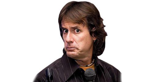 Comedian Frankie Paul