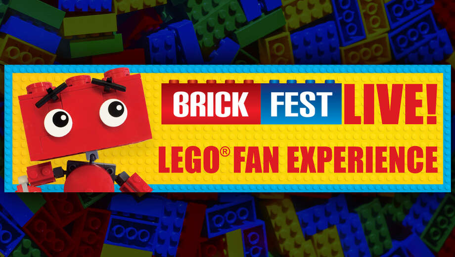 Brick Fest Live: LEGO Experience Houston Tickets - n/a at NRG Center.
