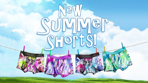 New Summer Shorts