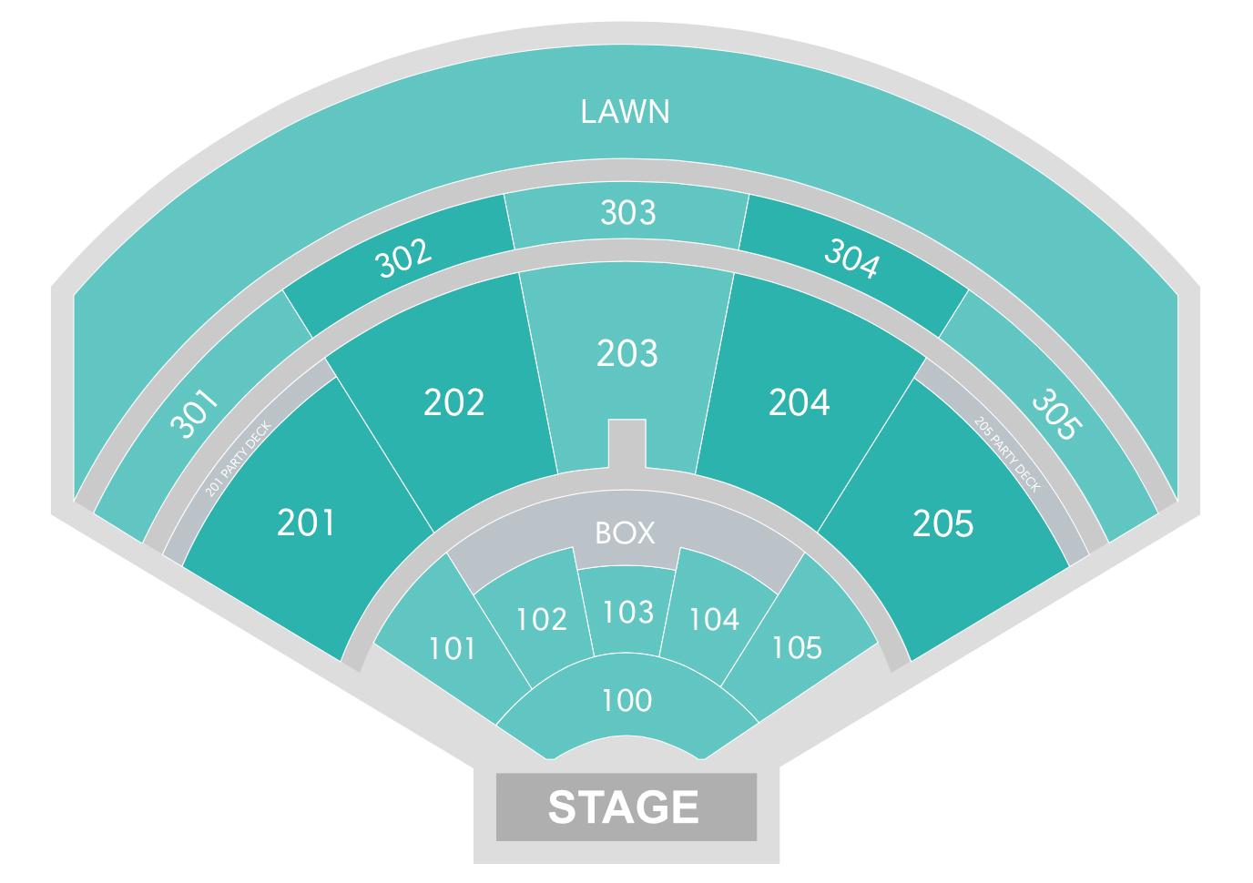 Ak chin pavilion phoenix az tickets schedule seating charts