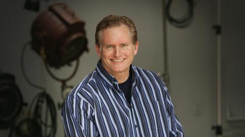 Comedian Greg Hahn