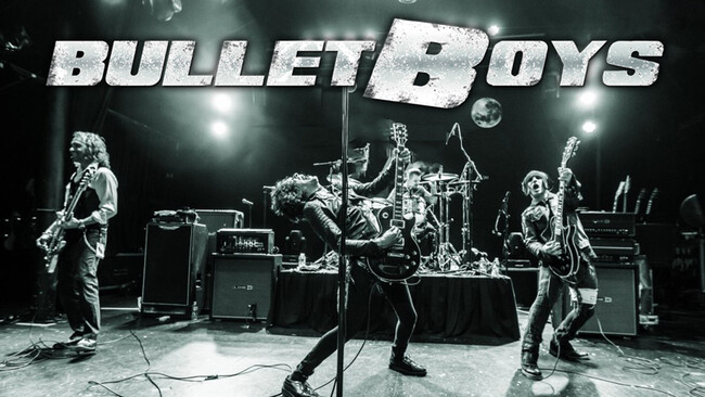 BulletBoys Tickets