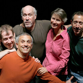 Precipice Improv Performs A Completely Improvised, Full-Length Comic Play, Based on Audience Suggestions