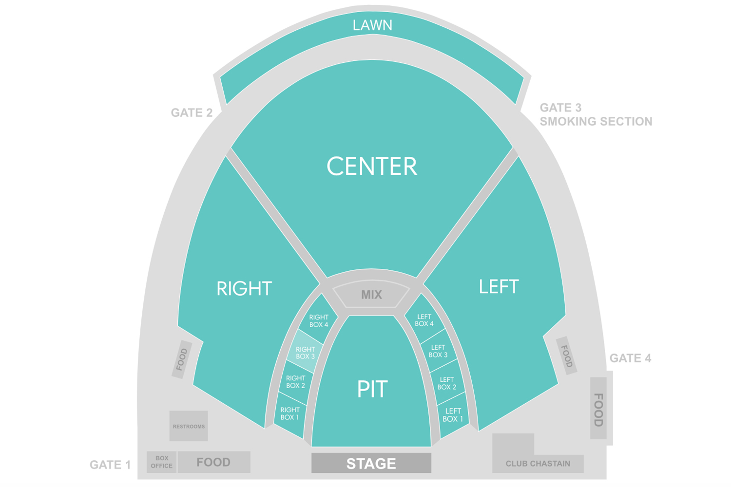 State Bank Hitheatre At Chastain Park Atlanta Tickets Schedule. Seating Charts. Seat. Chastain Park Seating Diagram At Scoala.co