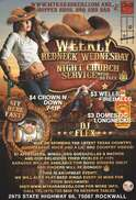 1496978941 dj flexs weekly redneck wednesday night video deejay and karaoke at hoppers bros bbq and bar in rockwall church service has begun 34578687786