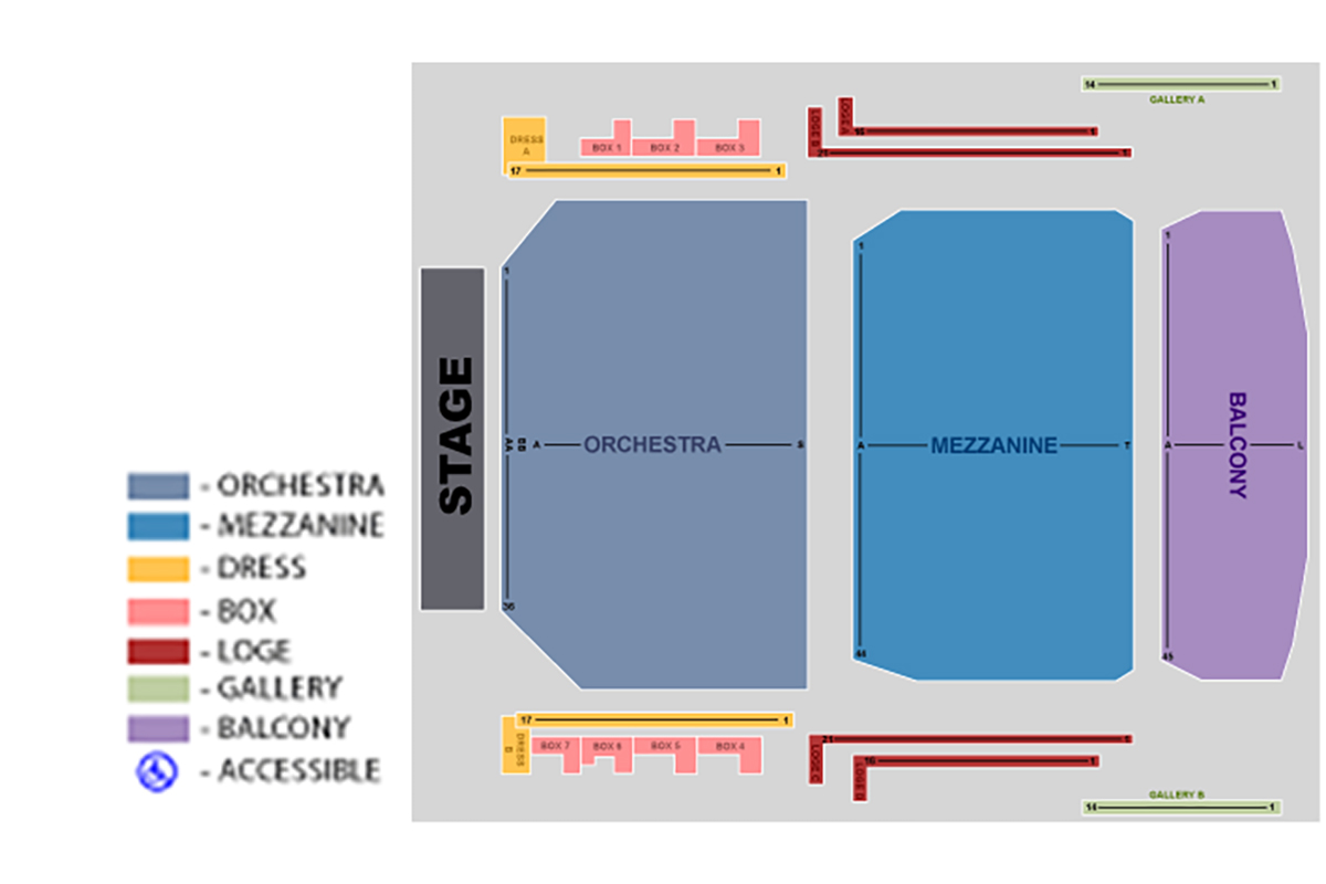 Devos Performance Hall Grand Rapids Tickets Schedule Seating. Shopkins Live. Seat. Devos Hall Seating Diagram At Scoala.co
