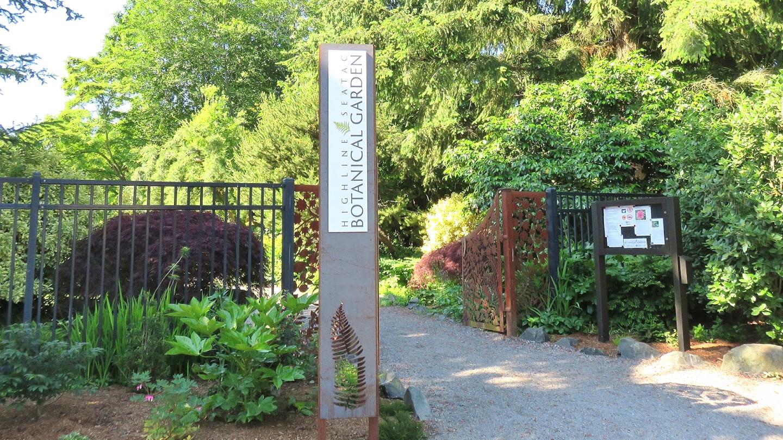 Highline SeaTac Botanical Gardens Tickets