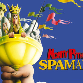 "Arlington Children's Theatre Presents ""Monty Python's Spamalot"