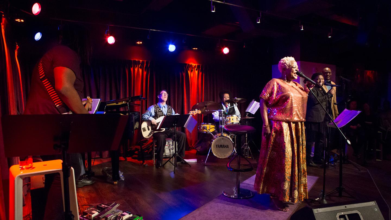 """Russ Kaplan's """"Broadway Jazz Session"""""""