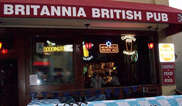 The Britannia Pub Tickets