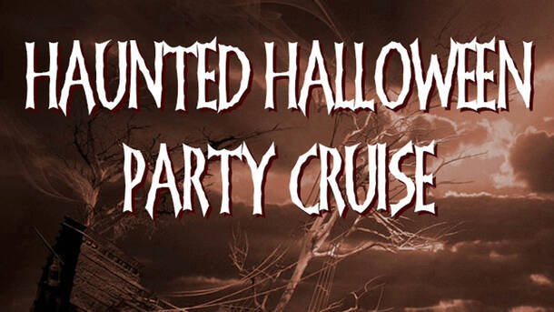 the haunted halloween party cruise