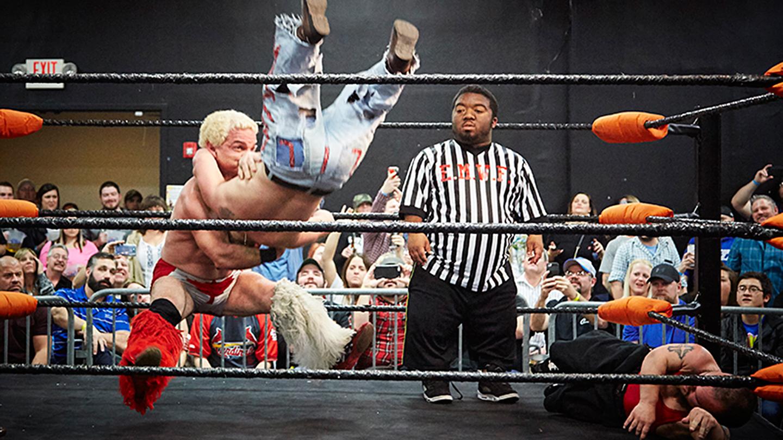 Midget wrestling pictures