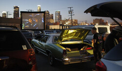 Electric Dusk Drive-In -- Los Angeles Location Tickets