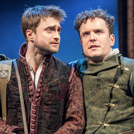 """National Theatre Live Screening: """"Rosencrantz and Guildenstern Are Dead"""