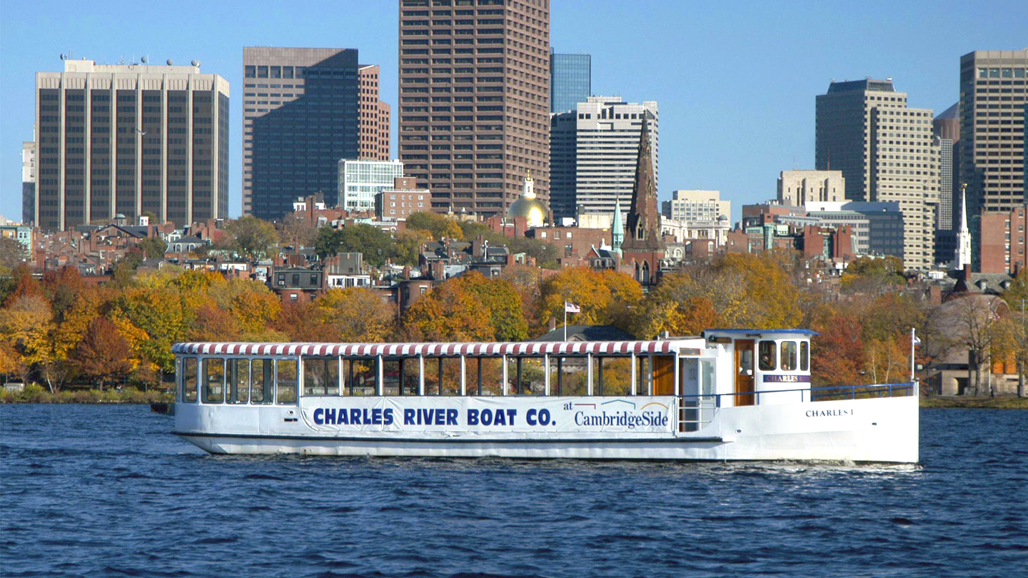 Charles Riverboat Company Tickets