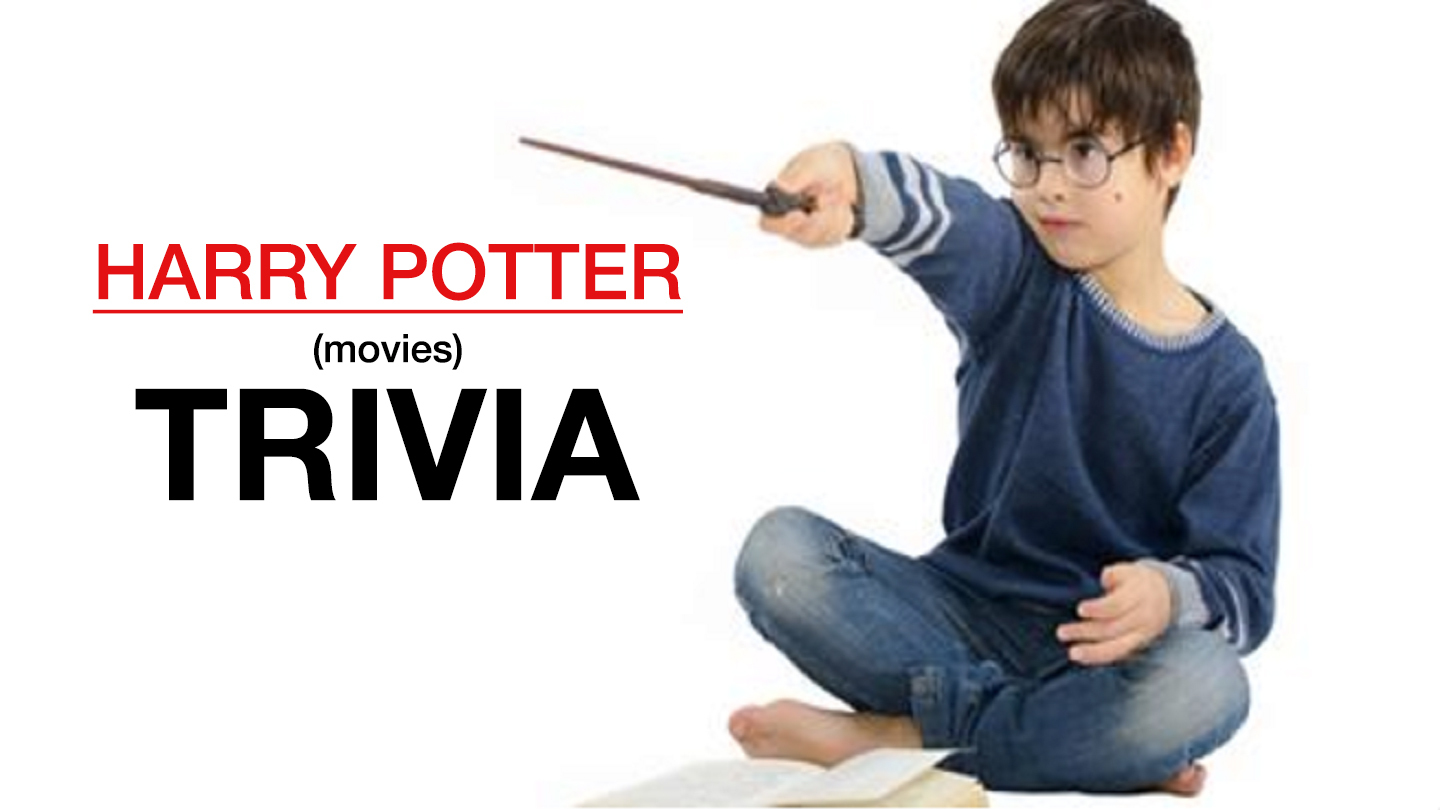 """Harry Potter"" Movie Trivia: Muggles & Others Welcome"