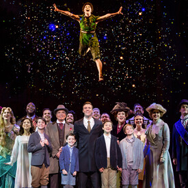 """Broadway In Boston presents """"Finding Neverland"""