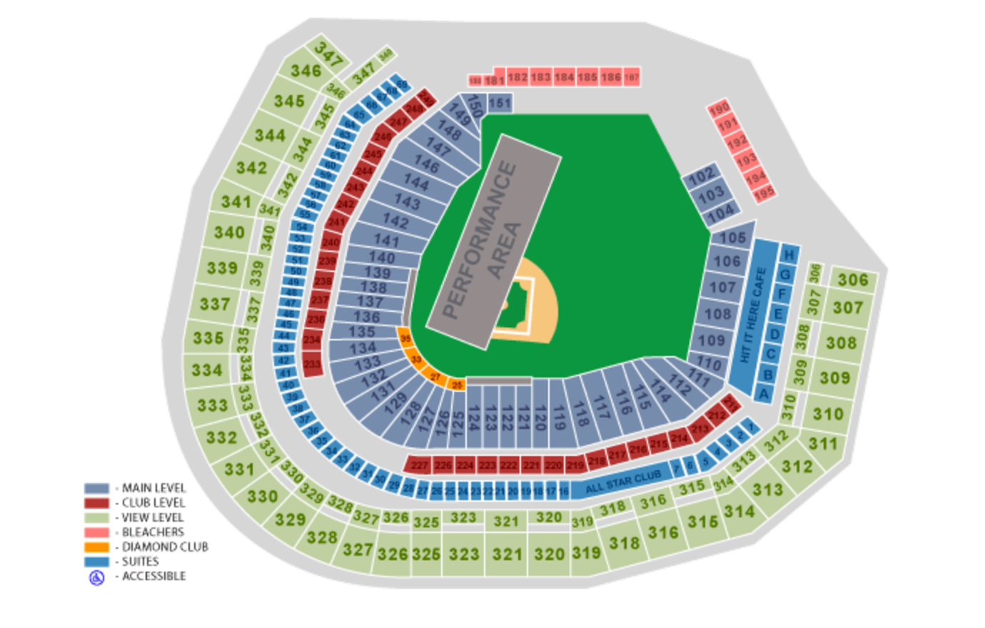 Safeco field seattle wa tickets schedule seating charts goldstar