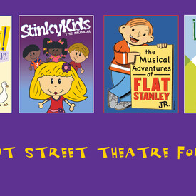 Walnut Street Theatre for Kids 4-Play Subscription