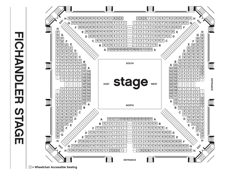 Arena stage fichandler washington d c tickets schedule