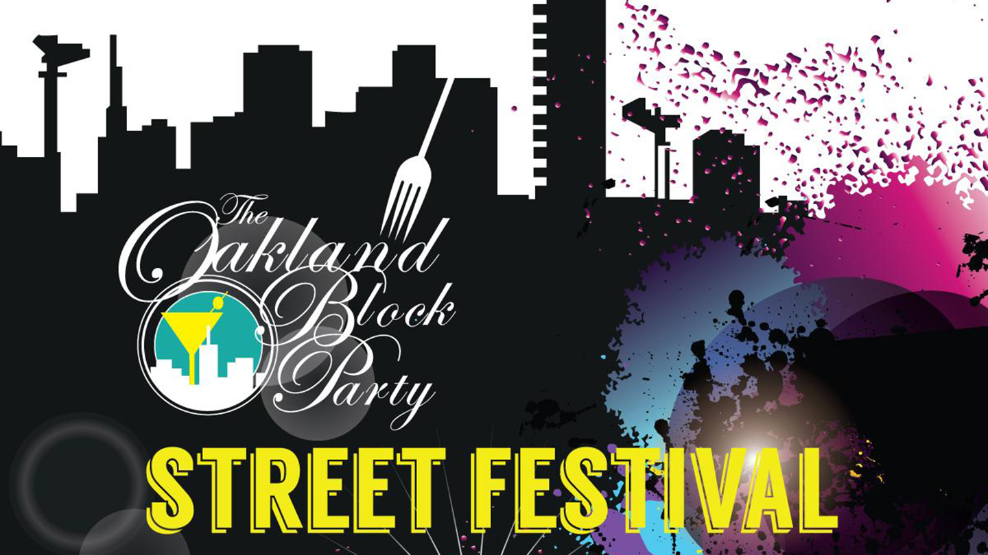 2017 Oakland Block Party Oakland / East Bay Tickets - $39 at ...
