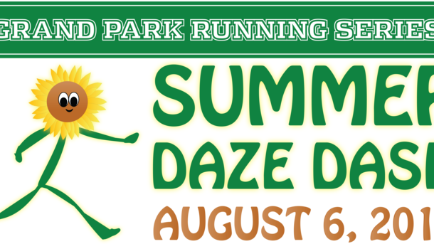 grand park running series summer daze dash volunteer sign up