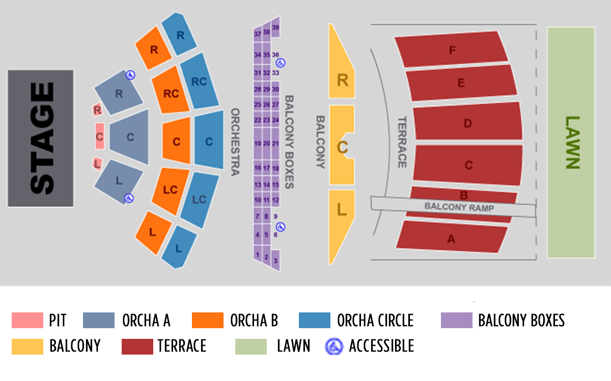 The mann philadelphia tickets schedule seating charts goldstar