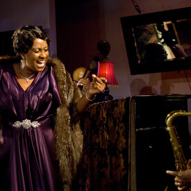 "Mosaic Theater Company Presents ""The Life and Blues of Bessie Smith"
