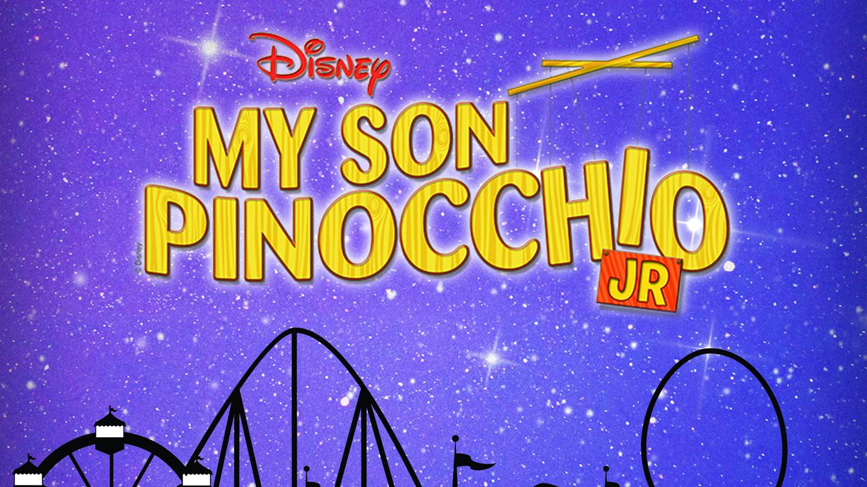 My Son Pinocchio, Jr.