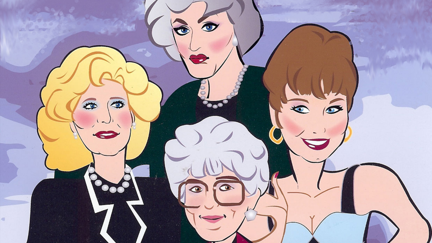 The Golden Girls Live On Stage
