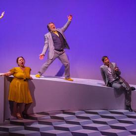 """Impro Theatre: """"Sondheim UnScripted"""
