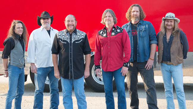 The Marshall Tucker Band Tickets