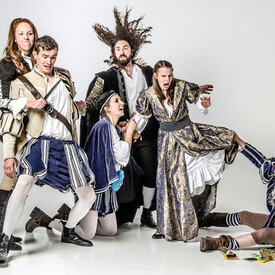 """Sh*t-Faced Shakespeare: """"The Taming of the Shrew"""