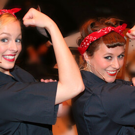 "All Hands On Deck"": A New 1940s Musical Show"