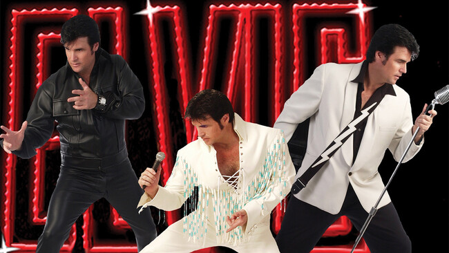 Chris MacDonald's Memories of Elvis Tickets