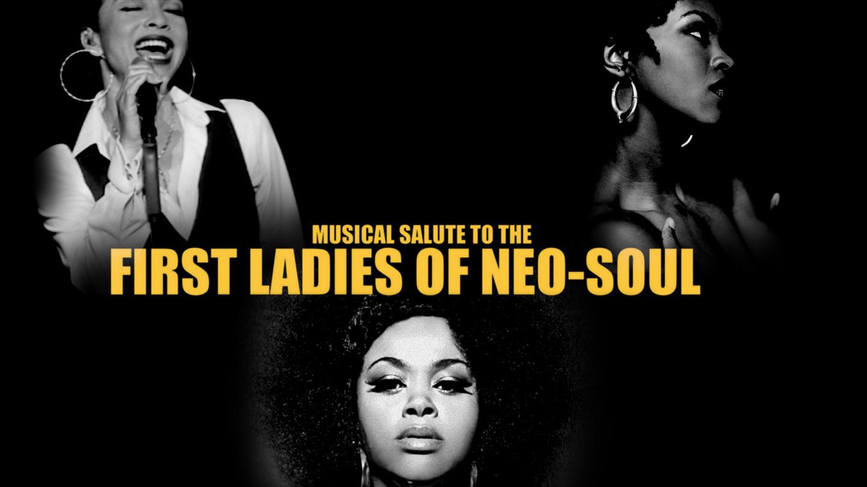 Sade, Lauryn Hill & Jill Scott Tribute