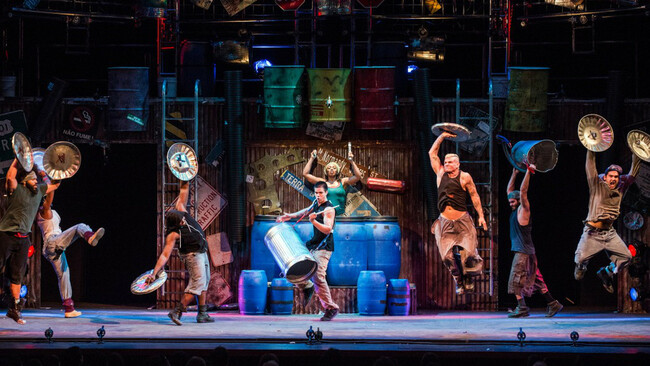 STOMP - National Tour Tickets
