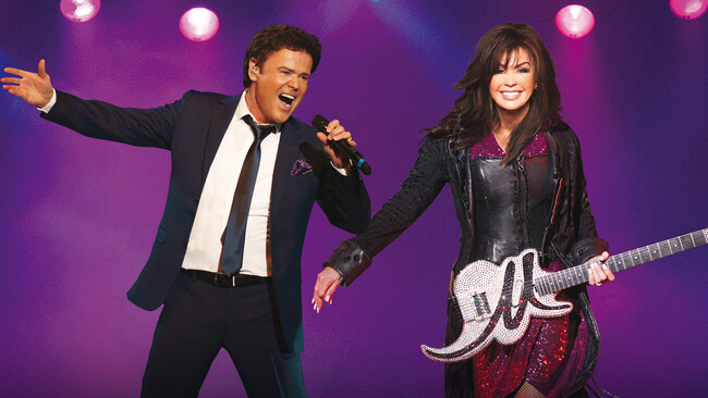 Donny & Marie Osmond Tickets