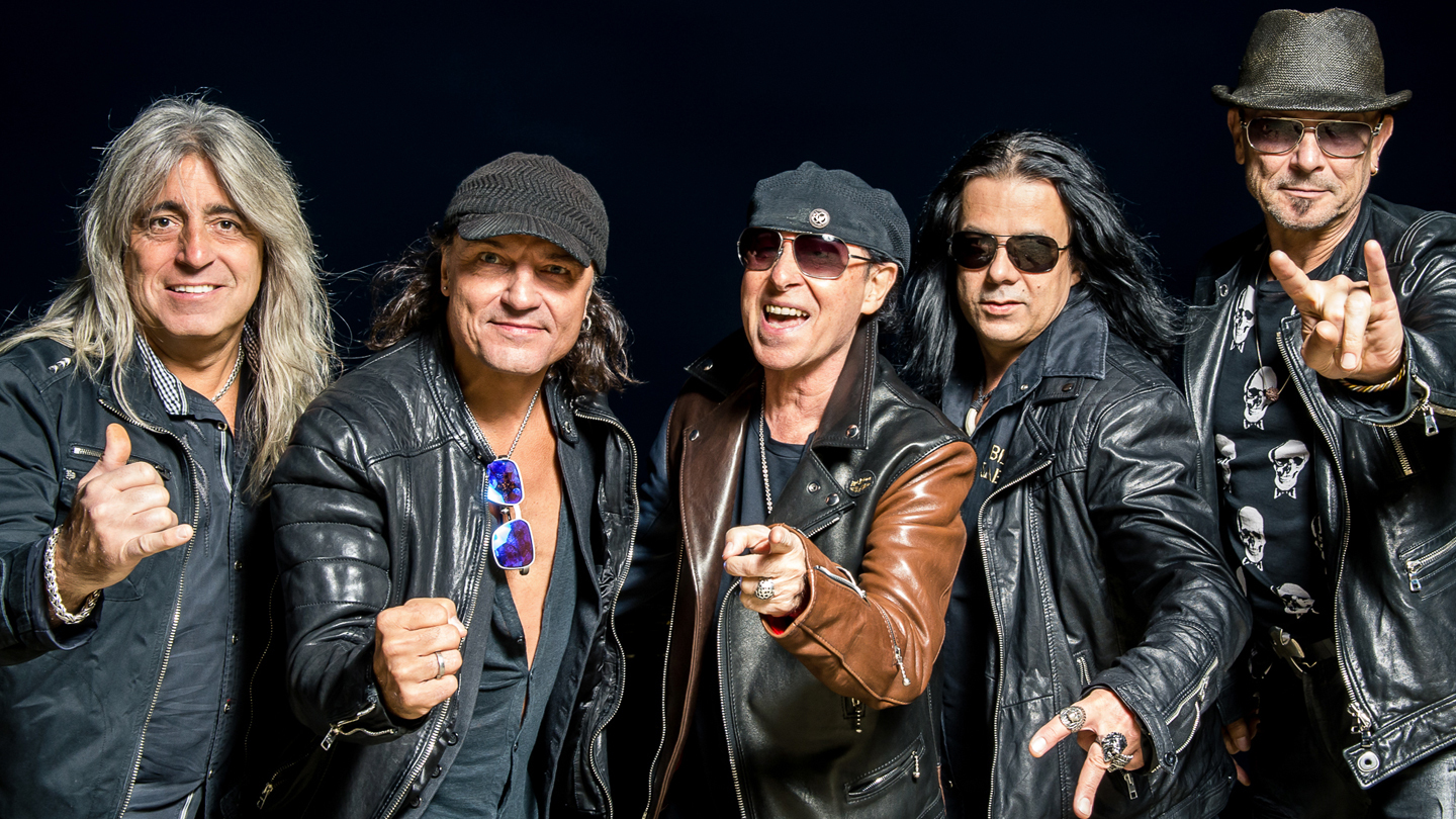 Scorpions With Megadeth