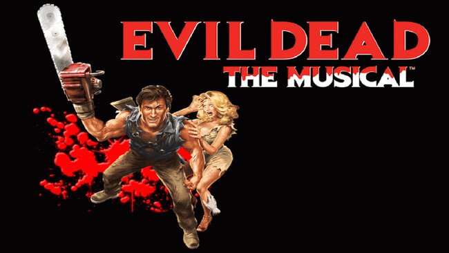 Evil Dead: The Musical Tickets