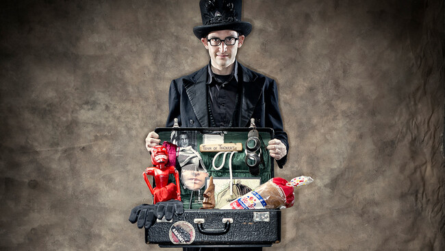 David London's Magic Outside the Box Tickets