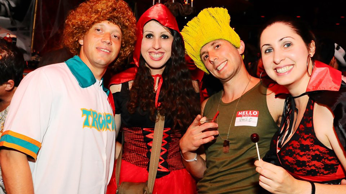 Halloween Singles Party (Ages 21-45) New York Tickets - n/a at Stitch Bar &  Lounge. 2017-10-28