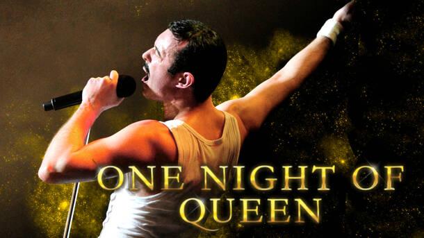 """Queen Tribute: """"One Night of Queen"""""""