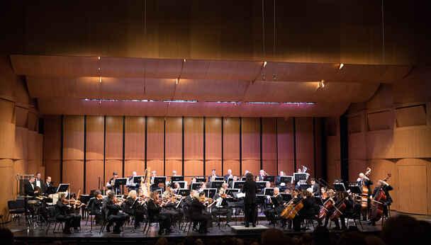 Alexandria Symphony Orchestra Performs Masterworks